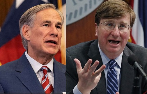 Texas, Mississippi to end mask mandates and allow businesses to reopen at full capacity