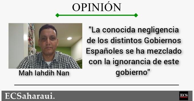 OPINIÓN | El Gobierno de España se limpia las manos.