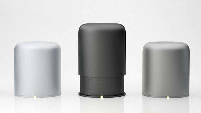 """Hidden Radio, un original altavoz Bluetooth """"a lo Apple"""""""