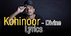 Kohinoor Lyrics - Divine|Gully Gang|Hindi Hip-Hop/Rap  Song|Songlyric71|