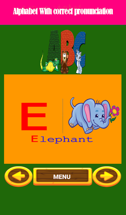 Learning Kids app - learning english for kids – (Android