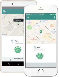 Track your phone and lost items