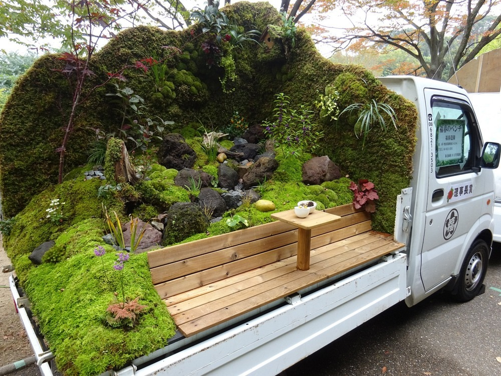 kei-truck-garden-contest-36?imgmax=1600 Landscaping In The Back Of Japanese Mini Pickup Trucks Random