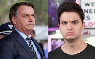 Presidente comemorou a morte de Lázaro nas redes sociais com a expressão 'CPF cancelado'