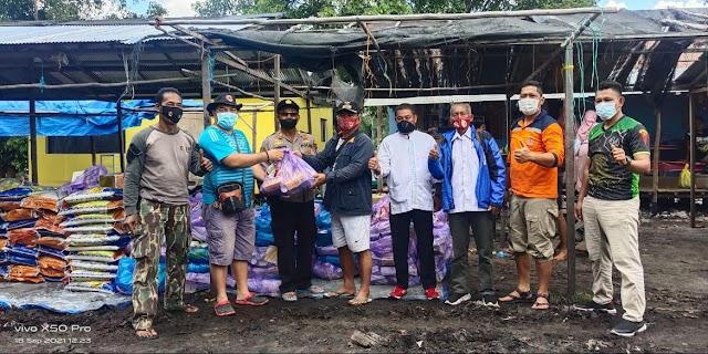 Kades Keruing: Pemprov Kalteng Respon Cepat Tangani Korban Banjir
