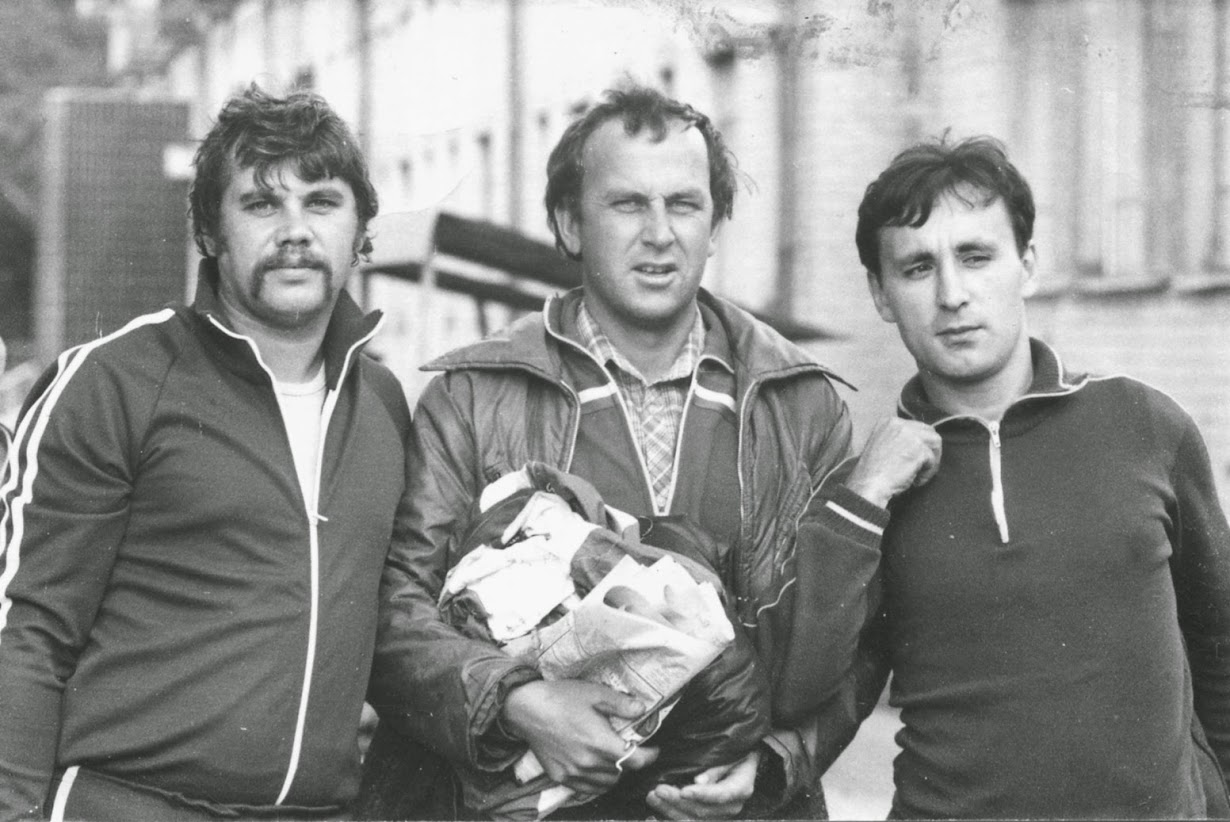 Сергей Федорович Куличенко, Владимир Андриянович Редреев, Петр Николаевич Старцев
