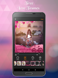Love Video Maker screenshot 1