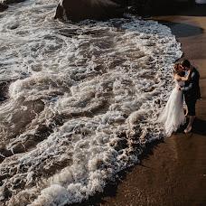 Wedding photographer Marcelo Hurtado (mhurtadopoblete). Photo of 03.04.2018