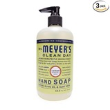 mrs meyers handsoap