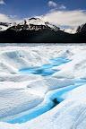 Glacial Pools (Perito Moreno Glacier Outside El Calafate, Argentina)