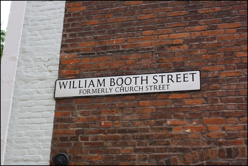 William Booth Street formerly Church Street