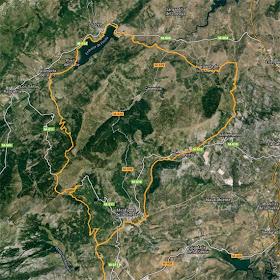 Ruta MTB por el valle del Lozoya. Sábado 9 de mayo 2015 - Pincha para verla en Wikiloc