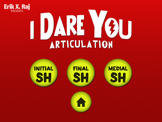 I Dare You Articulation SH sound
