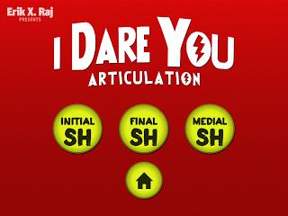 I Dare You Articulation SH sound