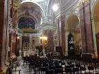 Interior de la iglesia de Medina