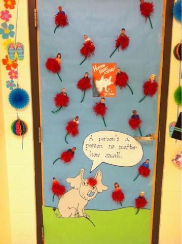 Welcome To First Grade Literacy Week Door Decorating
