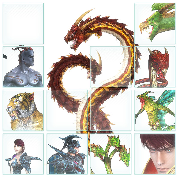 Game ready characters and creatures 2013-01sale