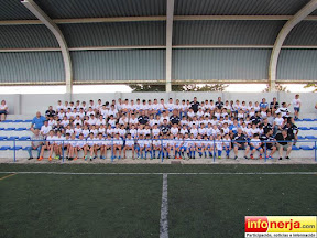 Infonerja May16: Fiesta fin de temporada Escuela Municipal de fútbol