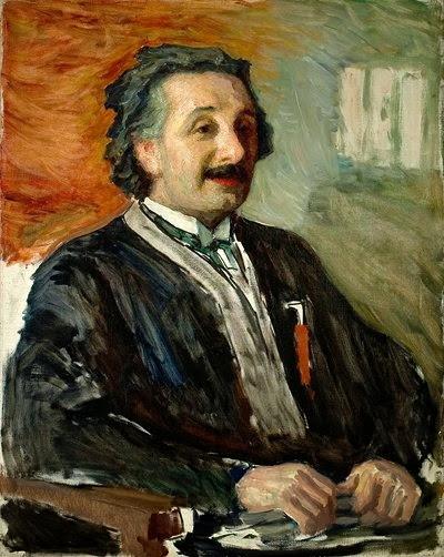 Leonid Pasternak - Albert Einstein
