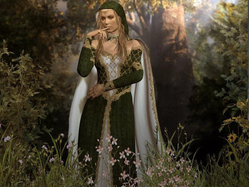 Queen Of The World, Magic Beauties 1