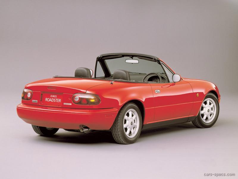 1996 mazda mx 5 miata convertible specifications pictures prices rh cars specs com 1992 Mazda Miata 1997 Mazda Miata