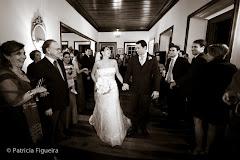 Foto 1087pb. Marcadores: 20/08/2011, Casamento Monica e Diogo, Rio de Janeiro