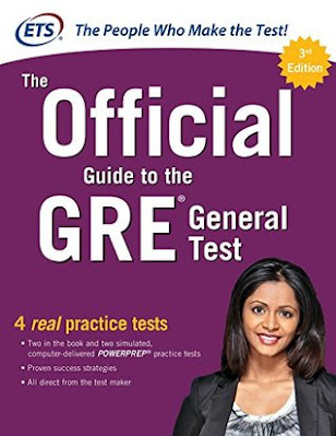 The Official Guide to the GRE General Test pdf free download