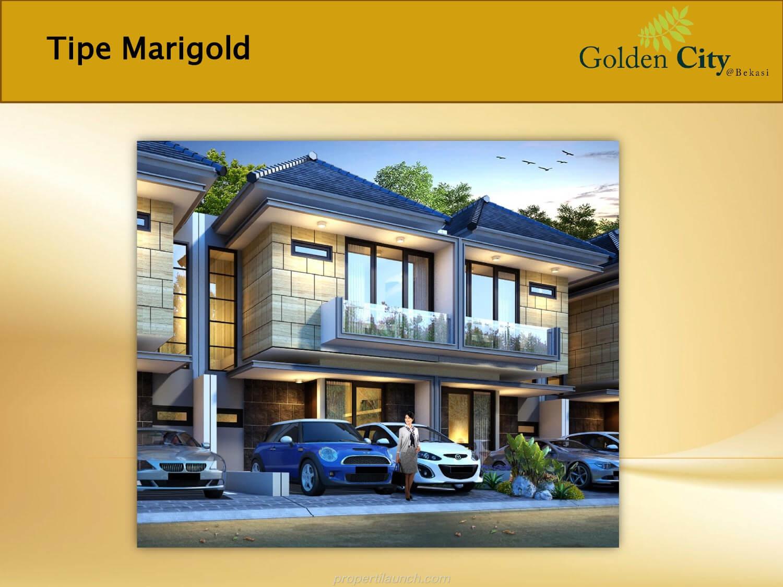 Rumah Marigold Golden City Bekasi