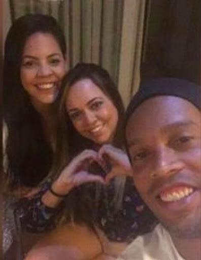 'It Is The Biggest Lie'; Brazilian Star Ronaldinho Denies He Will Marry His Two Girlfriends