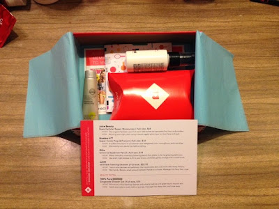 July 2014 Birchbox - intrice.blogspot.com
