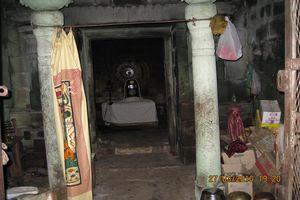 Thiruppariyalur (Parasallur) Temple Main Deity Veeratteswarar