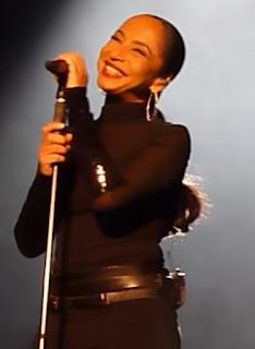 Sade Adu Singer