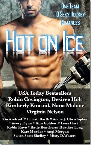 Hot on Ice