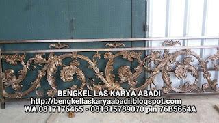 pagar balkon klasik alferon