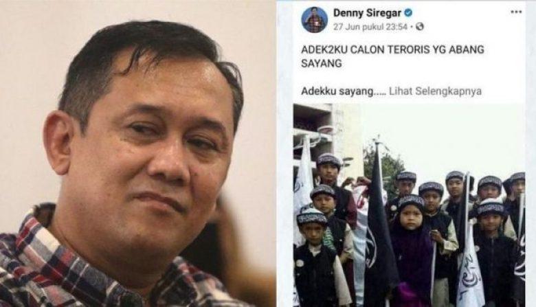 Lama Tak Ada Kabar, Kasus Denny Siregar Akhirnya Dilimpahkan ke Mabes Polri