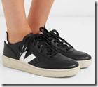 Vega V-10 Leather Sneakers