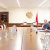 Командующий миротворческими силами в Арцахе встретился с Аршаком Карапетяном