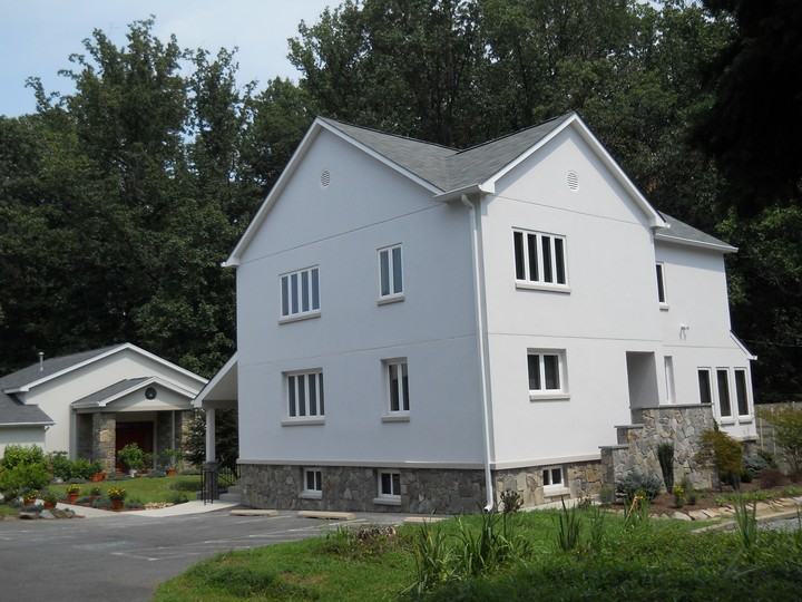 The new guest house