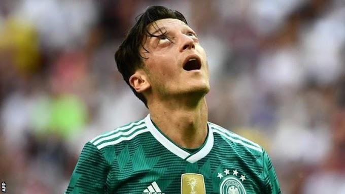 Racism Row!! Mesut Ozil's Agent Blast Kroos, Neuer & Muller