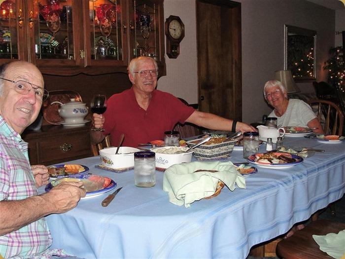 Dinner at Paul-Helens