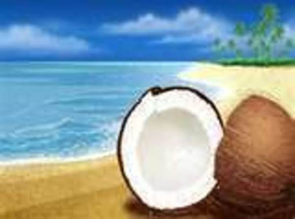 Coconut Rum Sauce Recipe