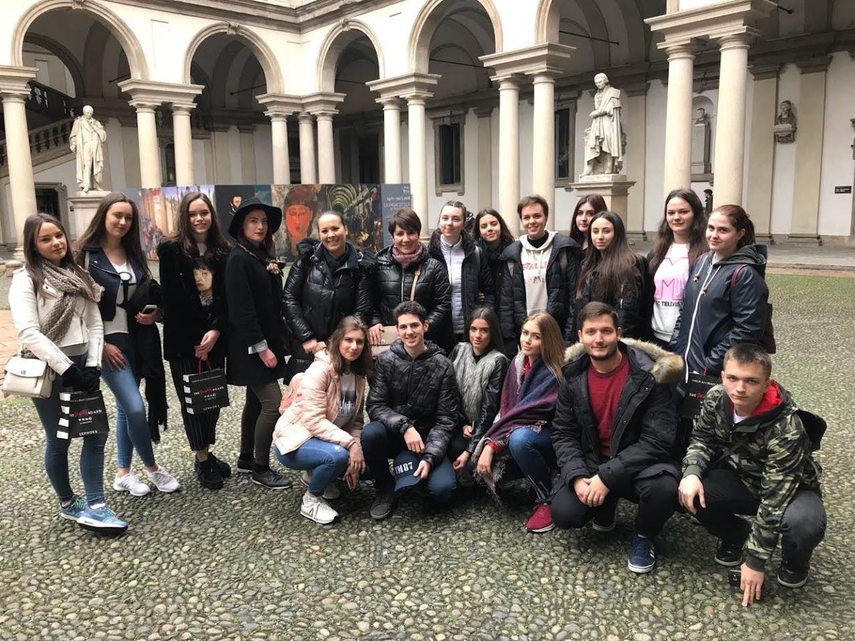 Međunarodna razmjena sa Italijom (Piacenza)