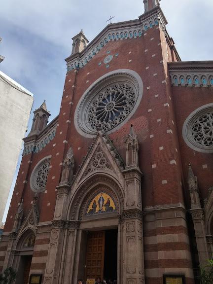 Католицька церква в Стамбулі