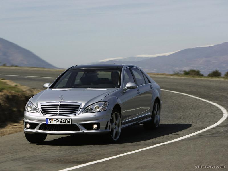 2008 mercedes benz s class s65 amg specifications for 2008 mercedes benz s65 amg