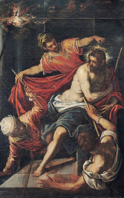 Tintoretto - The Flagellation