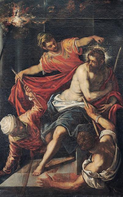 Tintoretto - The Flagellation