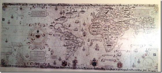 Mapa 1529 Diego Ribeiro
