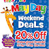 30 Apr - 2 May 2016 Toysrus May Day Weekend Deals