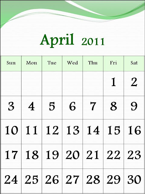 monthly calendar 2011. monthly calendar 2011.