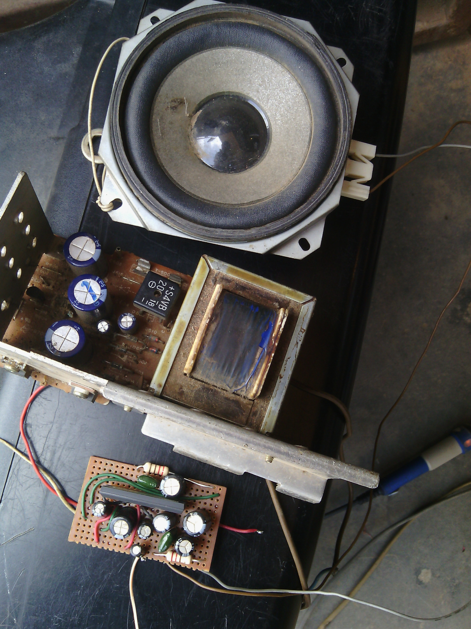 La4440 Diy Audio Amplifier